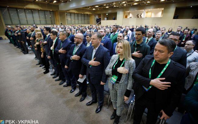 """В """"Слуге народа"""" пока не решили, поддержат ли увольнение судей КСУ"""