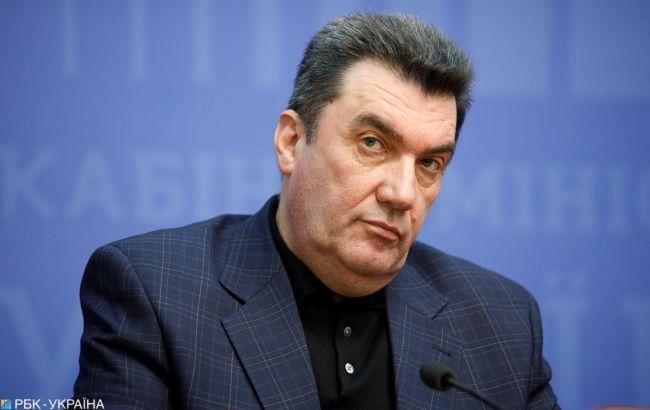 Данілов розповів про таємне рішення РНБО про створення кібервійськ України