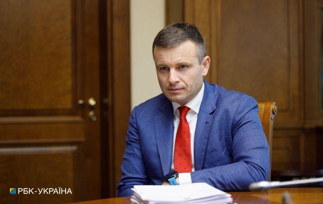 В переговорах с МВФ возник вопрос рисков из-за цены на газ, - Марченко
