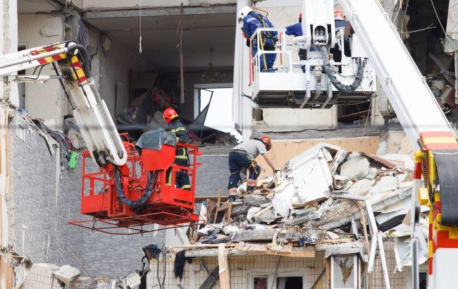 Вибух будинку на Позняках: постраждалі вперше побачили нові квартири (відео)