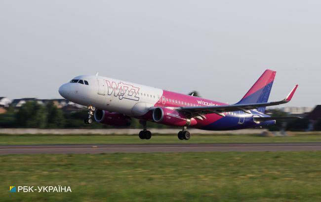 Ціни на авіаквитки будуть знижуватися, - глава Wizz Air