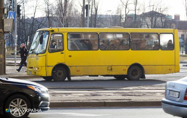Транспортный коллапс в Киеве: маршрутки не только подорожают, но и исчезнут до конца локдауна
