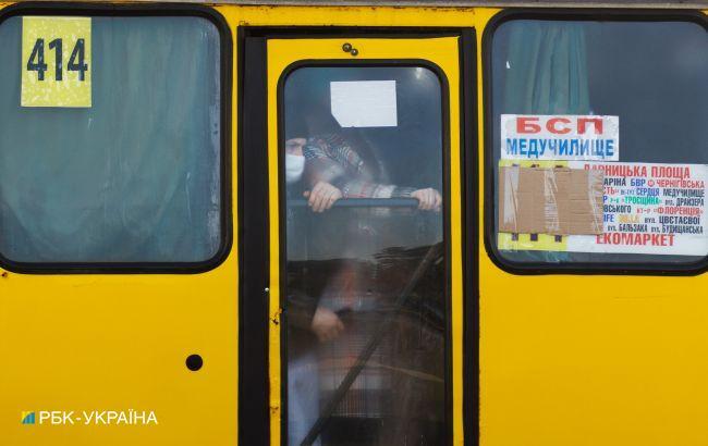 Чи висадять з автобусу за відсутність маски: як діятиме поліція на рейдах