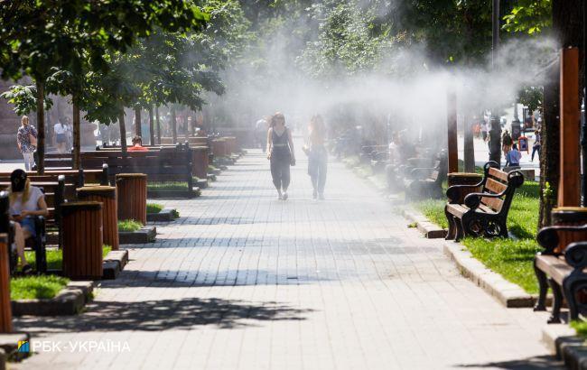 В Україні спека до +35, але дощі в 9 областях: прогноз погоди на сьогодні