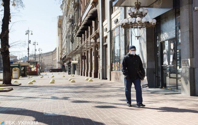 Третина українців припинили роботу після початку карантину
