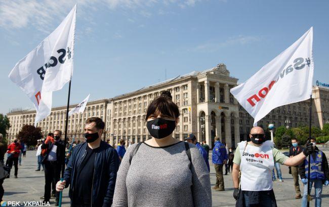 Половина українців незадоволені напрямком розвитку країни