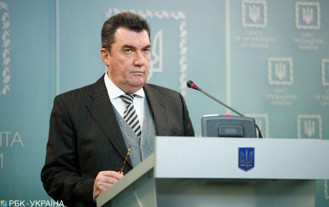 Проект указа о запрете российских соцсетей уже в Офисе президента, - Данилов