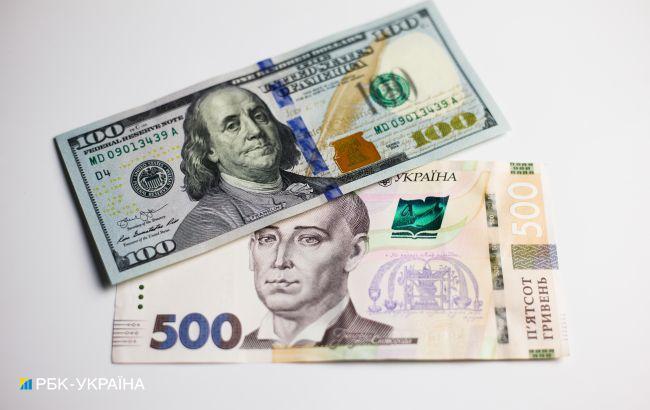 На мінімумах за 11 місяців: курс долара впав майже до 27 гривень