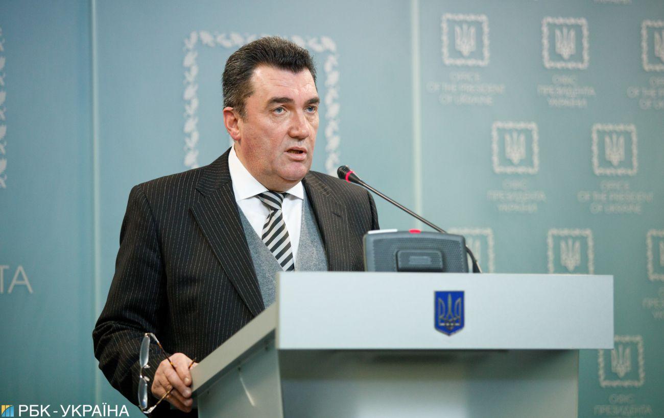 СНБО утвердил стратегию деоккупации Крыма. Она будет открытой