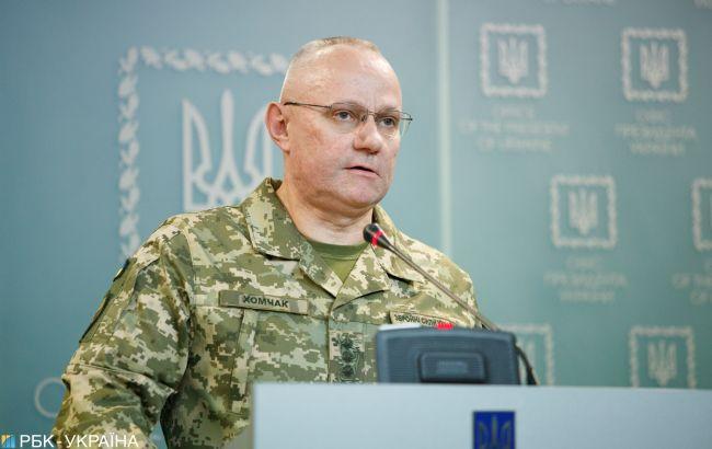 Хомчак о перемирии на Донбассе: вероятность локальных боев остается