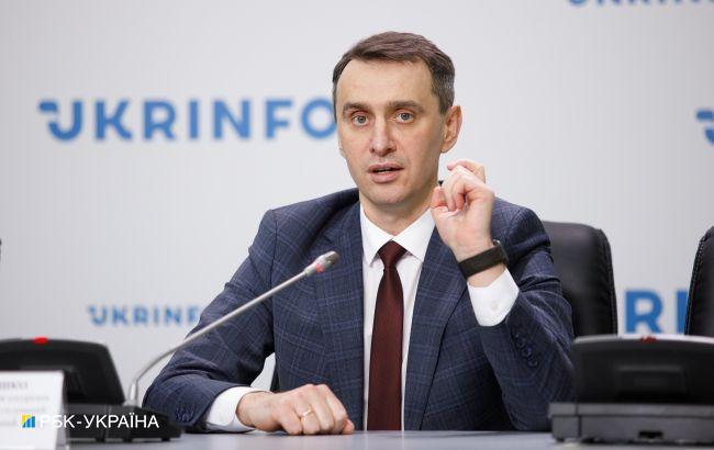 Нову партію вакцини AstraZenecaвикористають за два тижні, - Ляшко