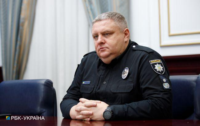 Крищенко продовжує виконувати обов'язки начальника поліції Києва, - голова МВС