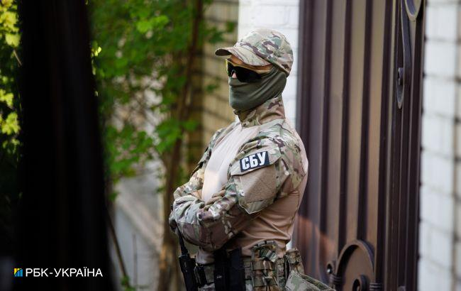 Агент спецслужб России хотел вывезти из Украины военные приборы. Ему помешала СБУ