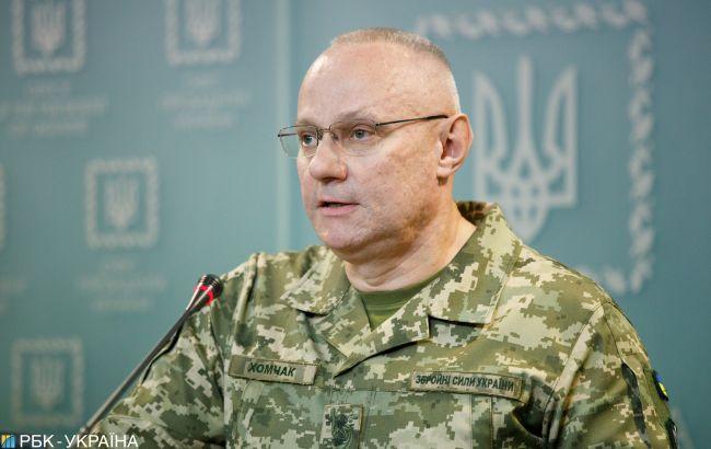 Хомчак: за время перемирия на Донбассе погибли 4 военных