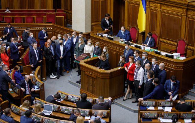 """Свіжий рейтинг партій: """"Слуга народу"""" втратила лідерство"""