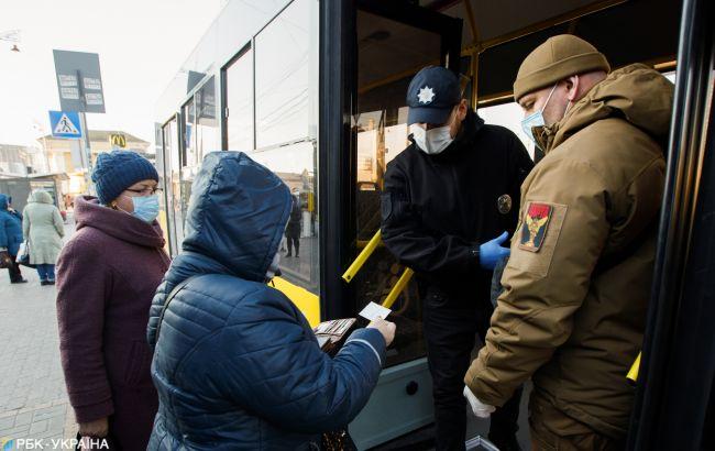 Масковий режим і поліцейський контроль: як відбуватиметься перевезення пасажирів у Києві