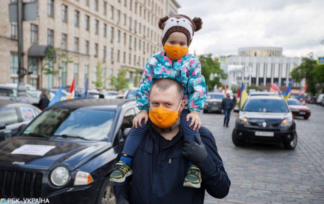 Коронавирус в Украине: количество зафиксированных случаев на 8 мая