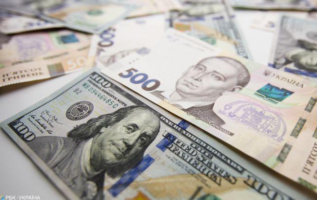 НБУ знизив офіційний курс долара вперше за два тижні