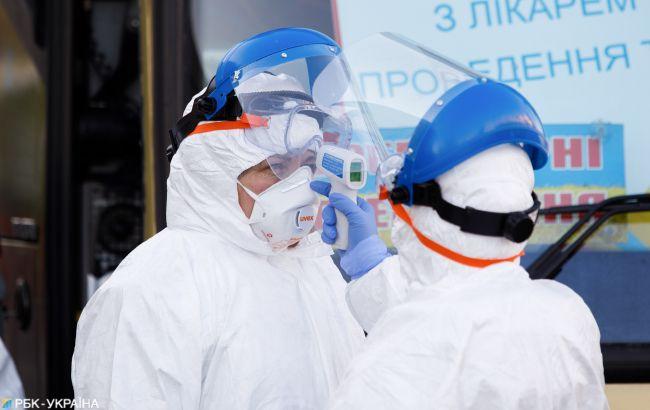 В Житомире количество больных COVID-19 превысило 10