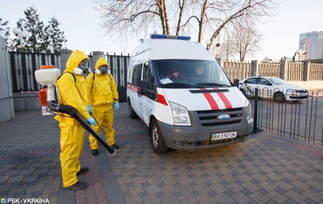 Коронавірус в Україні: кількість зафіксованих випадків на 1 травня