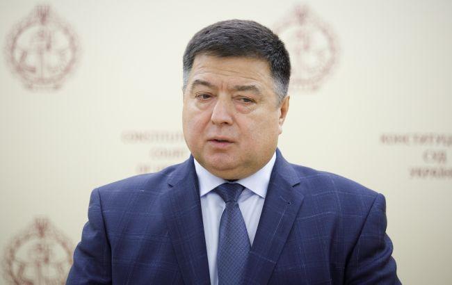 На Тупицького склали два протоколи. За ділянку в Криму та конфлікт інтересів