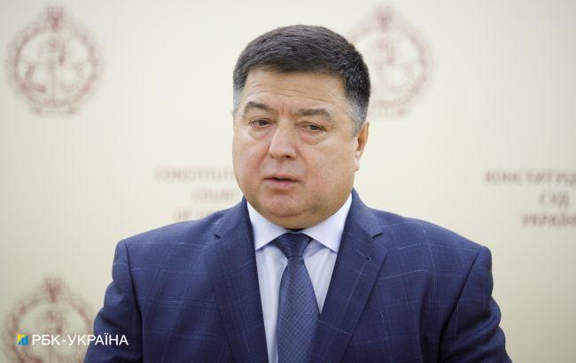 Зеленский продлил отстранение Тупицкого от должности главы КСУ