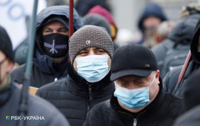 В Україні за добу понад 11 тисяч випадків коронавірусу