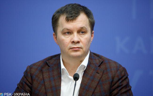 Милованов розкритикував прем'єр-міністра через звільнення Верланова та Нефьодова