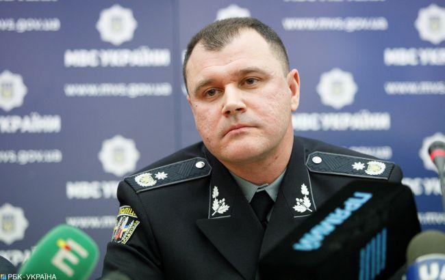 """Голова Нацполіції заперечує звинувачення в """"політизації"""" роботи відомства"""