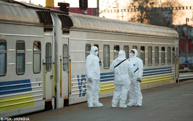 УЗ назначила поезд для возвращения украинцев из России