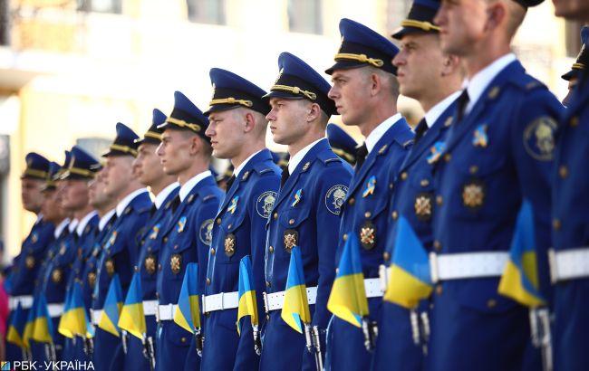 В Украине появятся новые воинские звания: список