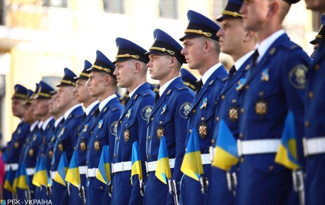 Двум бригадам Нацгвардии присвоены почетные наименования