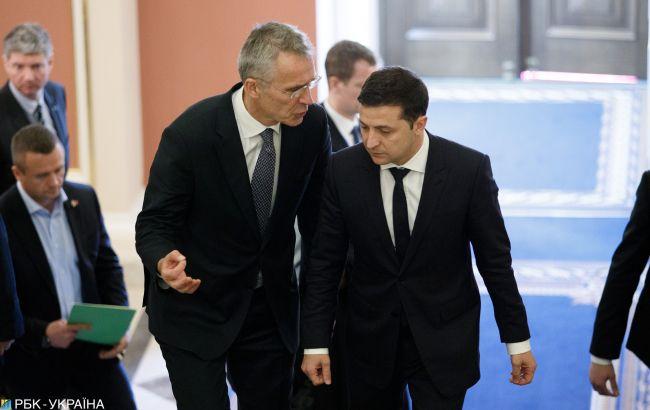 Столтенберг заявил, что встретится в Мюнхене с Зеленским