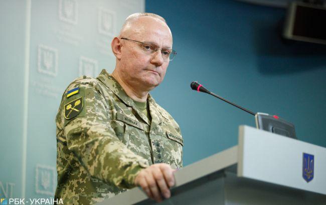 Хомчак связал обострение на Донбассе с последними санкциями СНБО