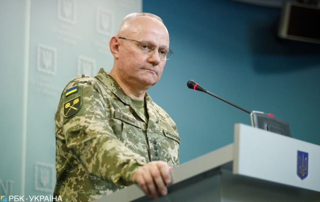 """Сообщения о """"подготовке Украины к наступлению на Донбасс"""" не соответствуют действительности, - Хомчак"""