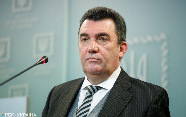 """Данілов озвучив список """"топ-10 контрабандистів"""", які потрапили під санкції РНБО"""
