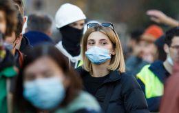 Два максимума за все время пандемии: в Украине более 22 тысяч новых COVID-случаев и 546 смертей