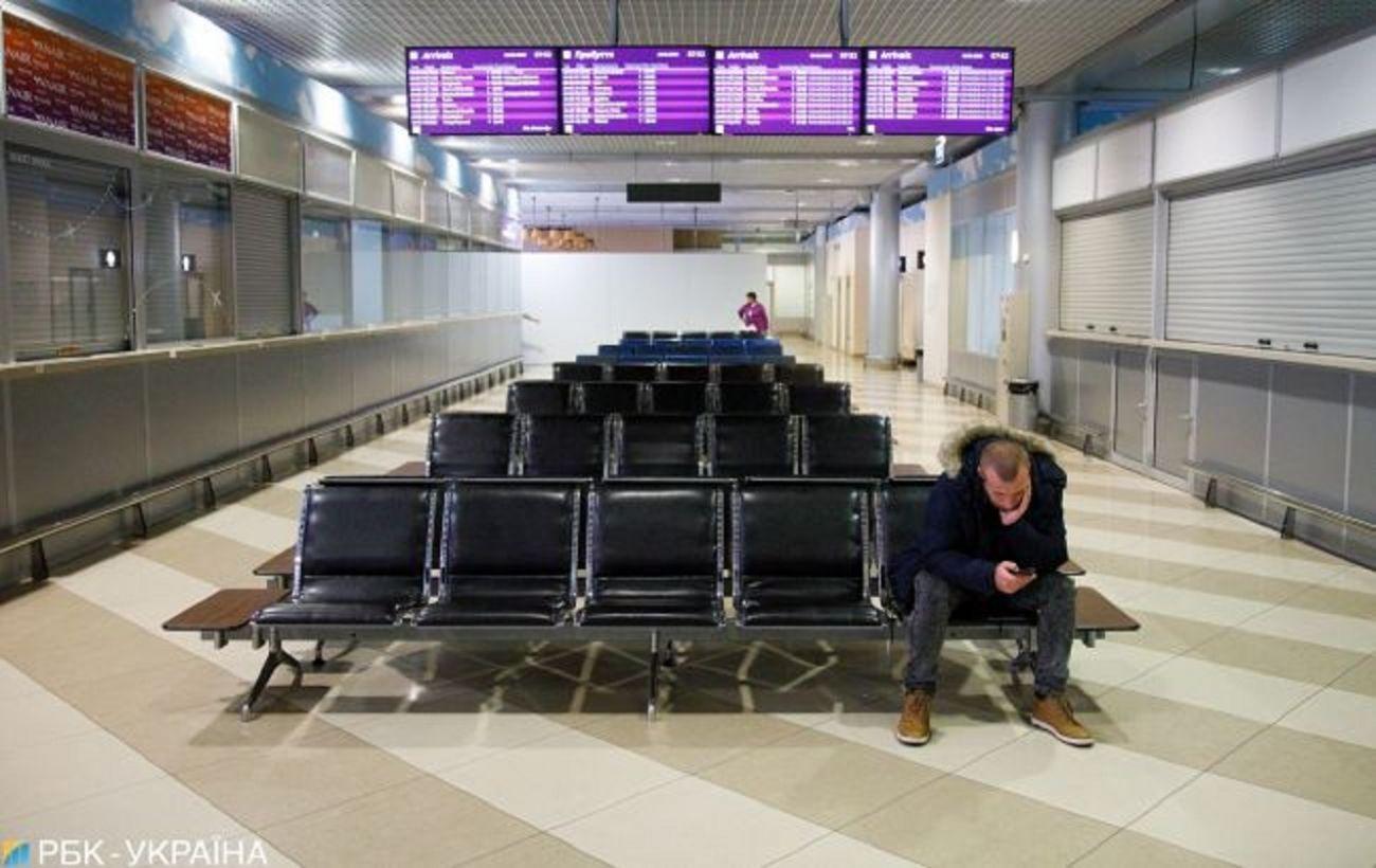 Відновлення авіасполучення: як в Україні перевірятимуть туристів