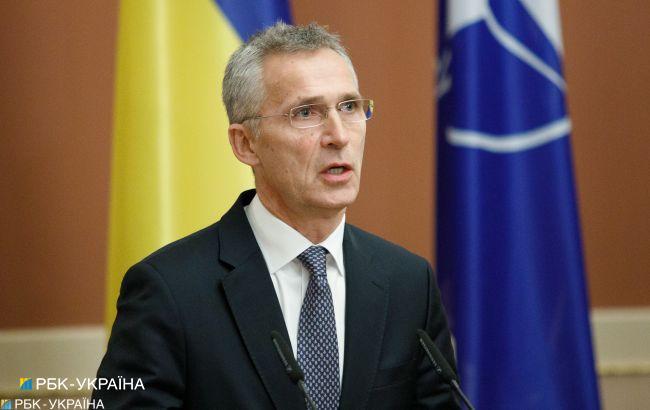 Столтенберг застеріг Путіна і Лукашенка від дестабілізації на східному фланзі НАТО