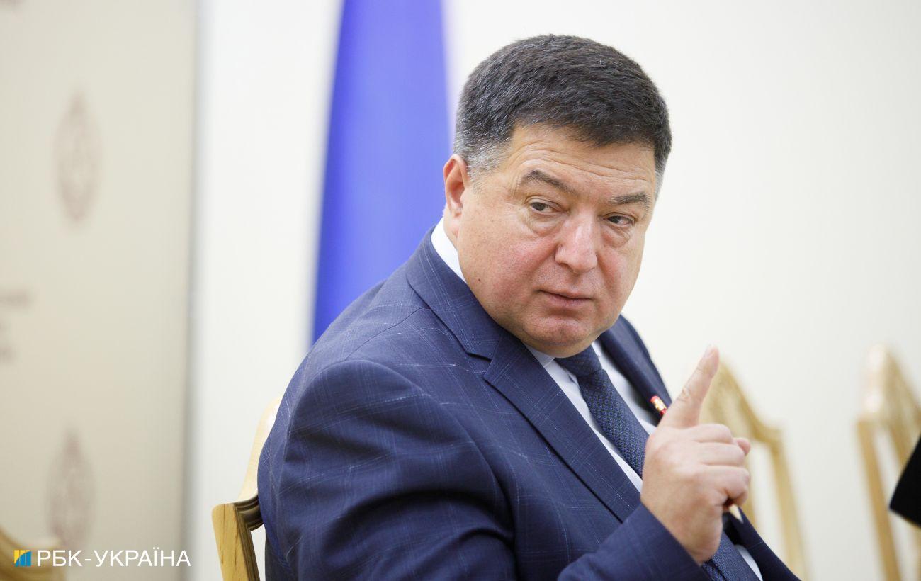 НАПК направило в суд протоколы по Тупицкому из-за участка в Крыму
