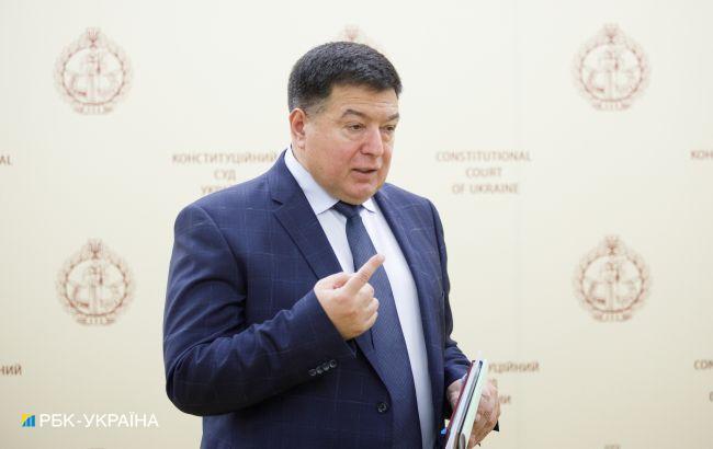 Тупицкий подал в суд на Управление госохраны, которое не пускает его в здание КСУ