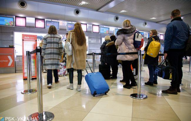 """Украина значительно расширила список стран """"красной зоны"""""""