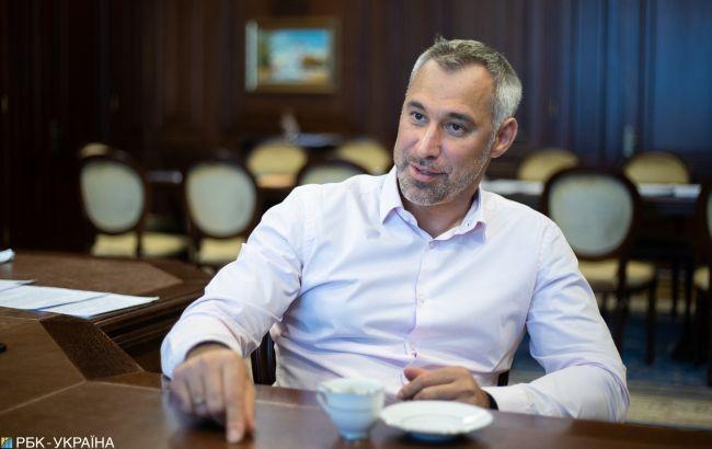 Рябошапка звільнив свого першого заступника
