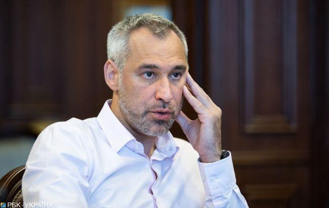 """Рябошапка анонсував передачу ряду """"цікавих матеріалів"""" до ВАКС"""