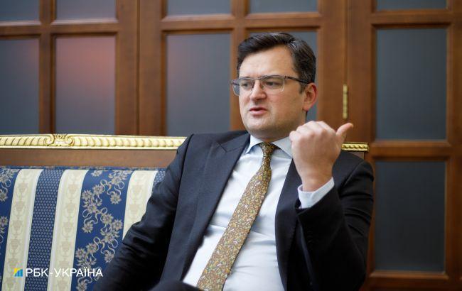 Украина проводит реформы не для МВФ, - Кулеба