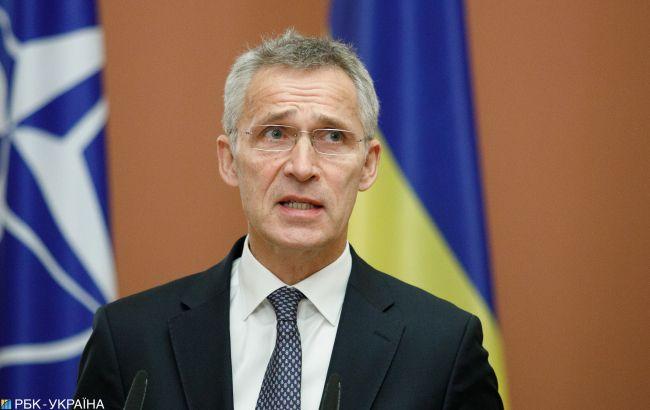 Столтенберг сомневается в необходимости заявки Украины на ПДЧ