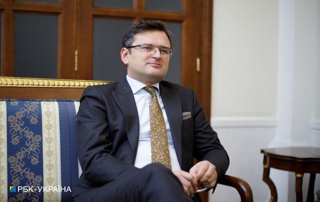 Без членства України в ЄС не можна гарантувати повноцінну безпеку Європи, - Кулеба