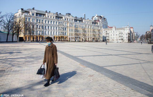 Коронавирус в Украине: количество зафиксированных случаев на 3 мая