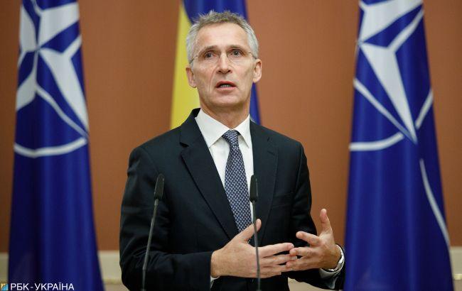 Столтенберг выступил за усиление поддержки Украины и Грузии