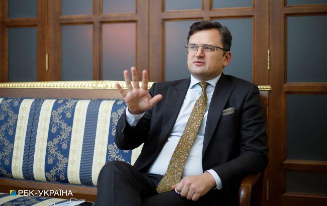 Кулеба: КСУ поставил Украину на край пропасти в вопросе безвиза, но это позади